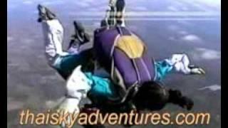 Thai Sky Adventures - Skydiving Drop Zone - Pattaya, Thailand