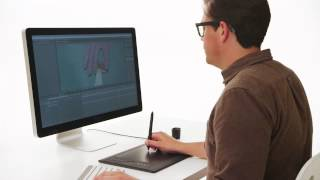 Wacom for Motion Graphics and Video Editing