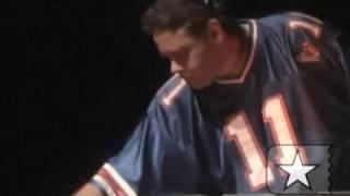 DJ Marlboro e convidados no Nokia Trends - Arquivo Radar Showlivre 2004