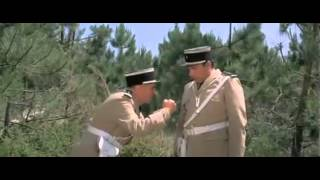 Le Gendarme en balade ( bande annonce )