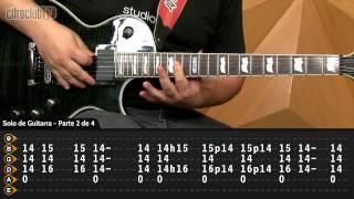 videoclase We Will Rock You (aula de guitarra)