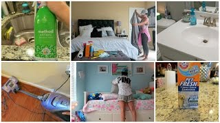 MY CLEANING ROUTINE!