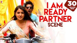 I am ready Partner | Scene | Rab Ne Bana Di Jodi | Shah Rukh Khan | Anushka Sharma
