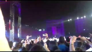 Jessie J- Burnin' up live in Lebanon