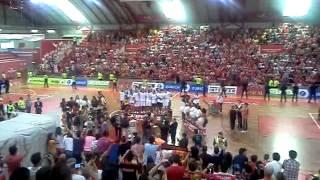 Benfica Futsal - O Campe�o volto