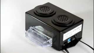 Campainha Audiovisual Amplificada CTA-006D-1L - Toque Telefônico