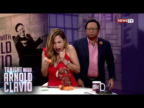 Tonight with Arnold Clavio: Andrea Torres, kumasa sa 'Bad Dog Challenge'