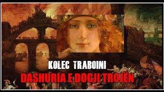 Traboini: DASHURIA E DOGJI TROJËN 🌹 Poezi / Music Yakuro