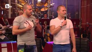 Борис Солтарийски и Гъмзата - Sitting down is Djore dos