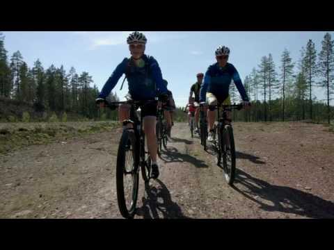 Cykelvasan - Vasaloppsskolan del 5
