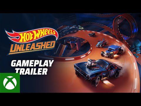 Hot Wheels Unleashed™| First Gameplay Trailer