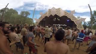 chapati undercover Babylon Festival live 2017