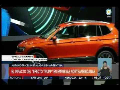 Canal 7 - Visión 7 - Primera Mañana - El impacto del efecto Trump en empresas norteamericanas