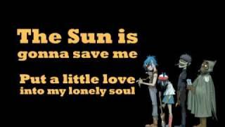 Amarillo by Gorillaz (HQ + lyrics)