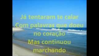 Deus Garante - Elaine de Jesus (playback legendado)