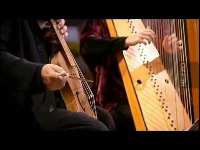 FOLÍAS DE ESPAÑA - Concierto de Jordi Savall