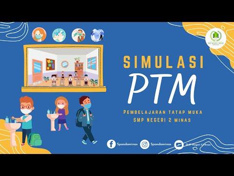 Simulasi Pembelajaran Tatap Muka ( PTM )