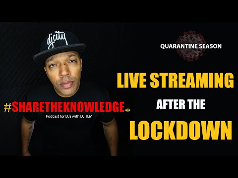 Live streaming after the lockdown? - Share The Knowledge podcast clip
