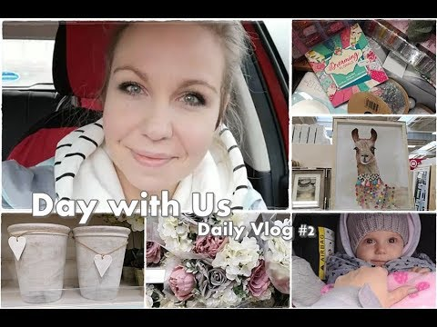Day with Us, Hospital, Craft shopping, Home ♡ Daily Vlog #2 ♡ Maremi's Small Art ♡