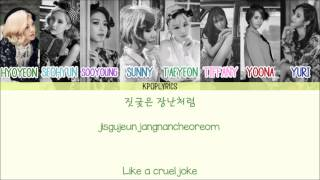 Girl's Generation - Green Light [Eng/Rom/Han] Picture + Color Coded HD