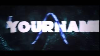 Free hardsync intro template! [Cinema & AE]