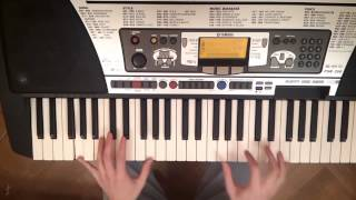 MacGyver theme (cover)