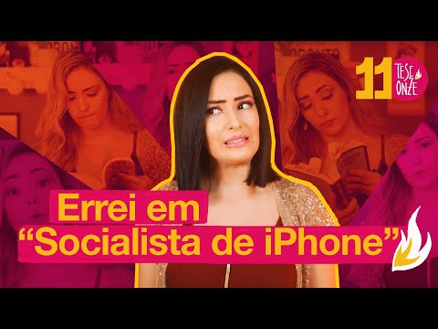 Socialista de iPhone: minha autocrítica | 083