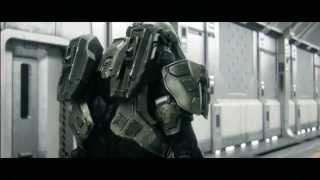 Halo 4 Master Chief shows his real face