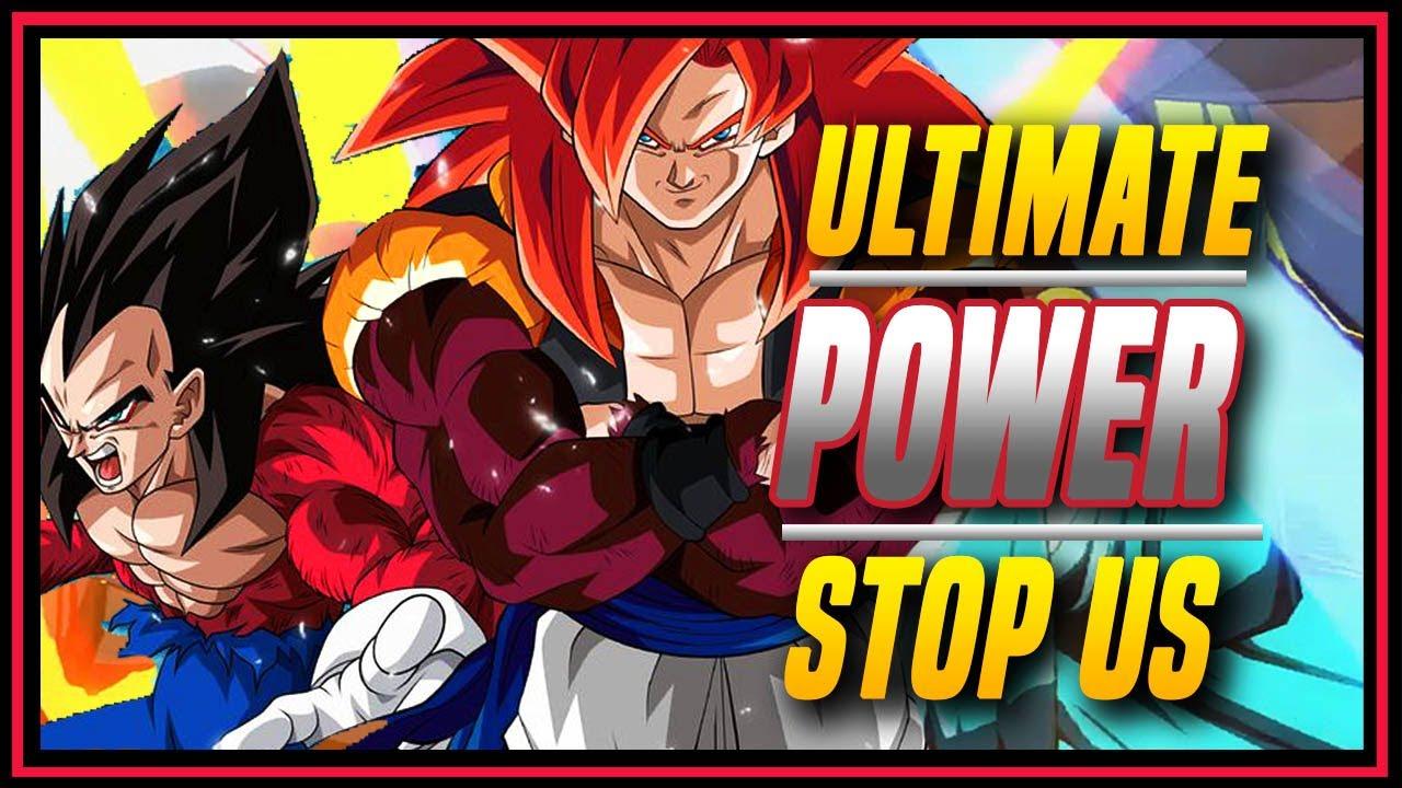 YogaFlame24 - DBFZ ➤ Super Saiyan 4 Take over  [ Dragon Ball FighterZ ]