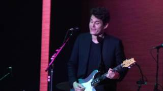 john mayer still feel like your man The forum 2017