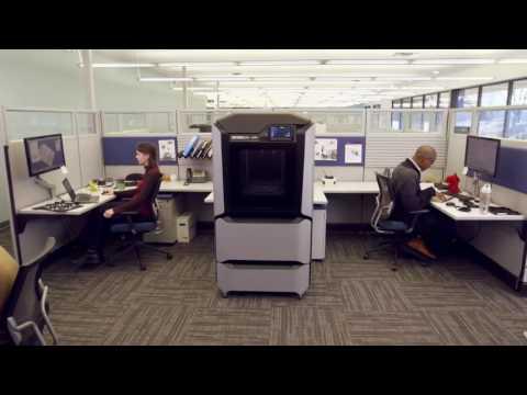 Stratasys F123 Series  Professional 3D Printer Product