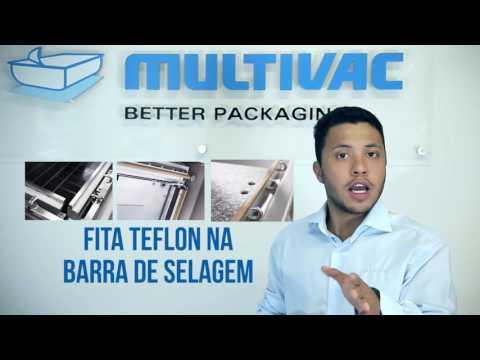 Peças da Máquina para Embalar – Multivac do Brasil