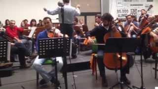 Rodrigo Leão&Orquestra Sinfonietta de Lisboa: ensaio