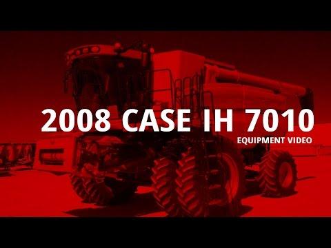 2008 Case IH 7010 Combine - (U161471)