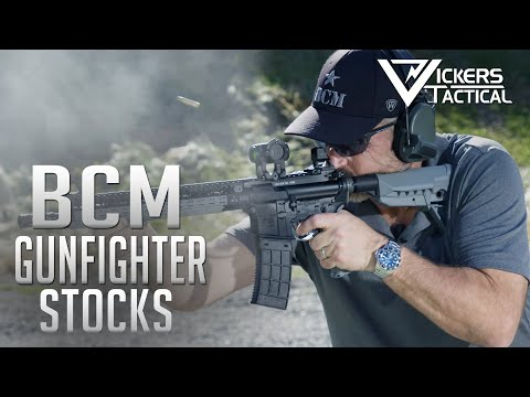 BCM Gunfighter Stocks