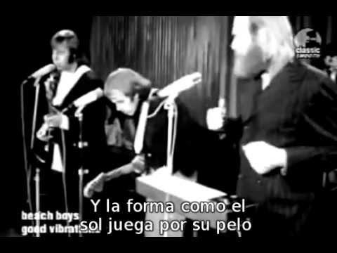 Good Vibrations En Español de Beach Boys Letra y Video