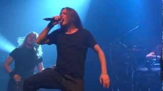"""Amaranthe - The Nexus - Live """"La Laiterie"""" Strasbourg le 02/04/2013"""