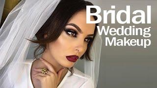 Bridal Wedding Makeup   Sellma
