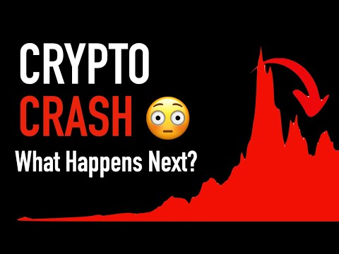 Crypto Crash! – What Happens Next? – Investing Made Simple – Nathan Sloan