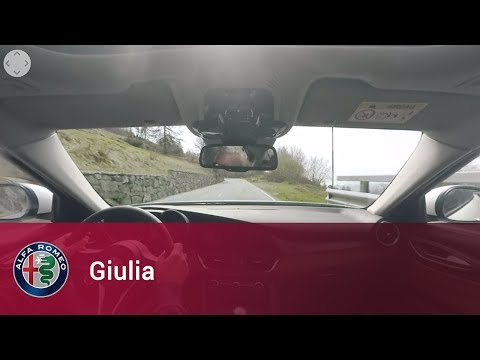 Giulia 360 – Be at the center of a new emotion