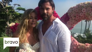 RHOBH: Denise Richards Is Married! | Bravo