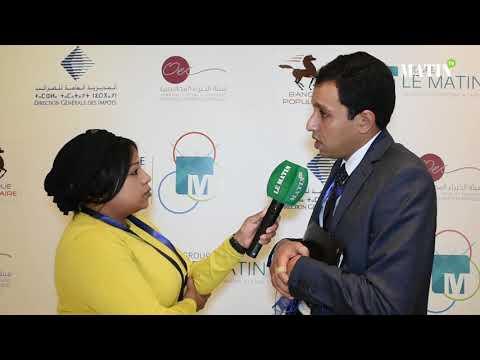 Video : Matinales de la Fiscalité : Déclaration de Mehdi Toumi