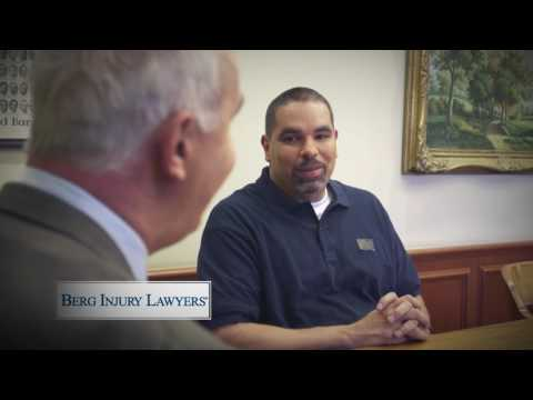 Elton's Story | Client Testimonials | Berg Injury Lawyers