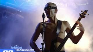 Rammstein Sehnsucht HD (Bizzare festival 17.8.1997)