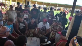 Midnite Express live Twin Buttes powwow 2016