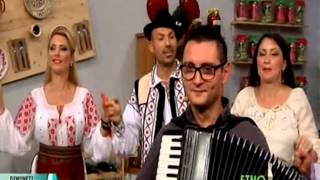 Simona Tone-Te-am lasat barbate-n pace! Etno tv-Dimineti cu cantec