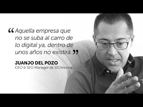 El Sofá Ecommaster con Juanjo del Pozo, CEO & SEO Manager en SEOInnova