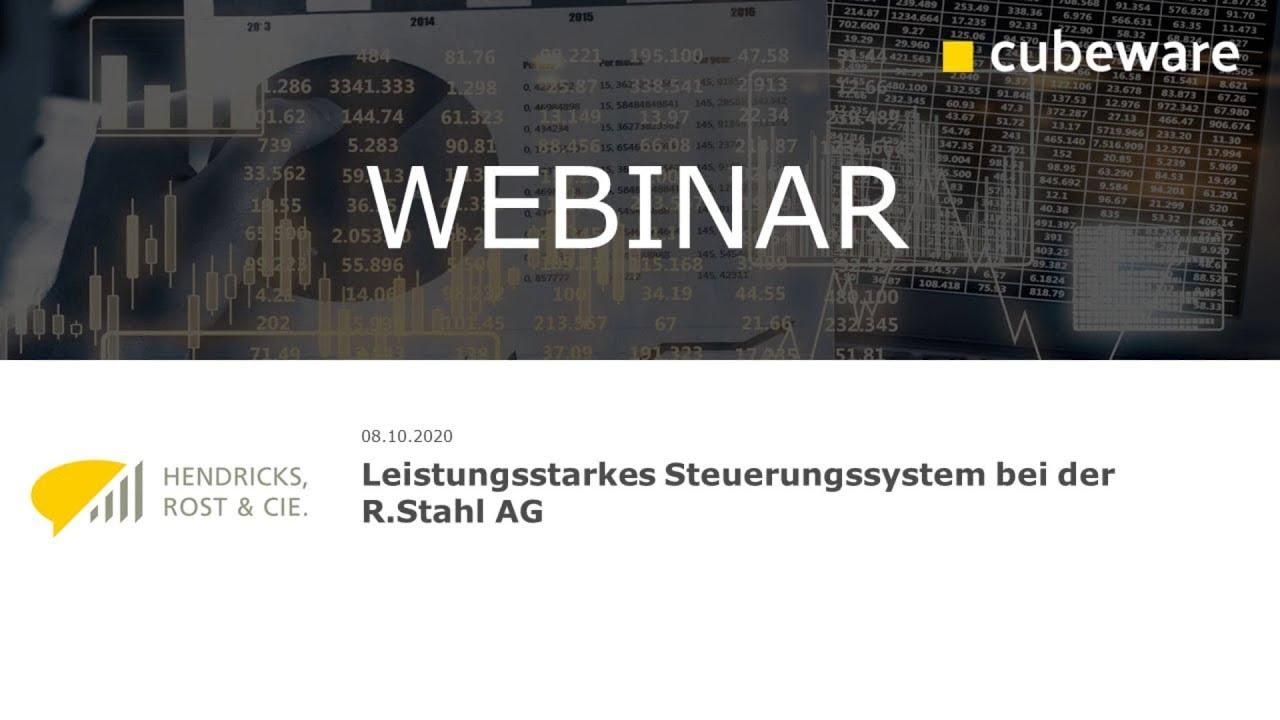 Leistungsstarkes Steuerungssystem bei der R. STAHL AG