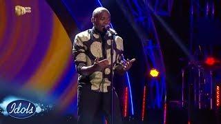 Top 16 Boys: Victor – 'Nguwe' | Idols SA | Mzansi Magic