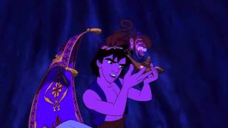 My favorite scene in Disney's Aladdin